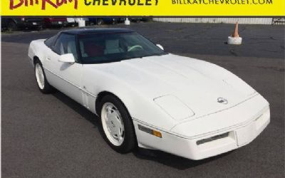 Photo 1988 Chevrolet Corvette 2DR Hatchback