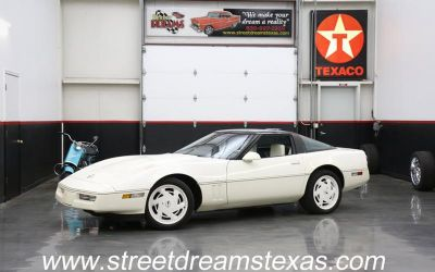 Photo 1988 Chevrolet Corvette Base 2DR Hatchback