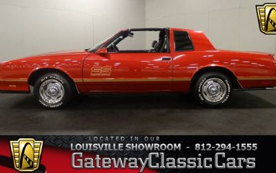 Photo 1988 Chevrolet Monte Carlo SS