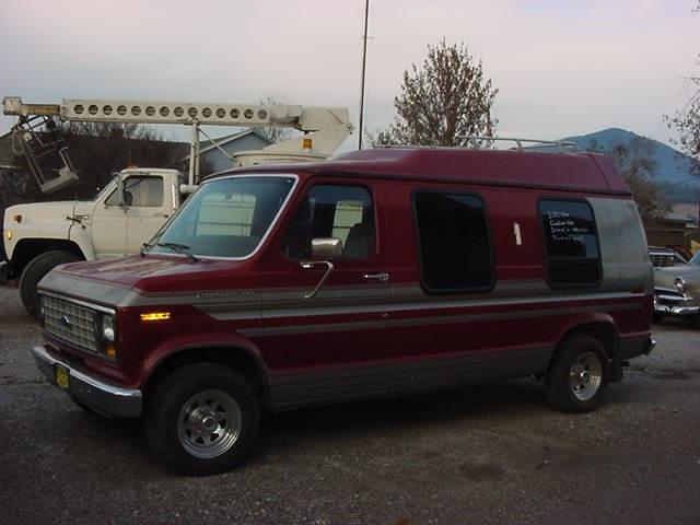 Photo 1988 Ford E-150