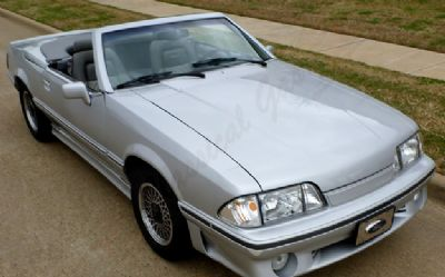 Photo 1988 Ford Mustang LX