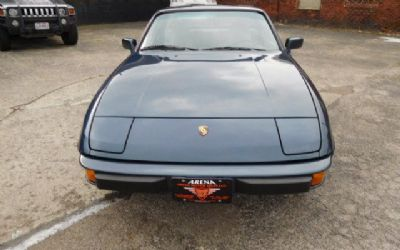 Photo 1988 Porsche 924 S Survivor Coupe