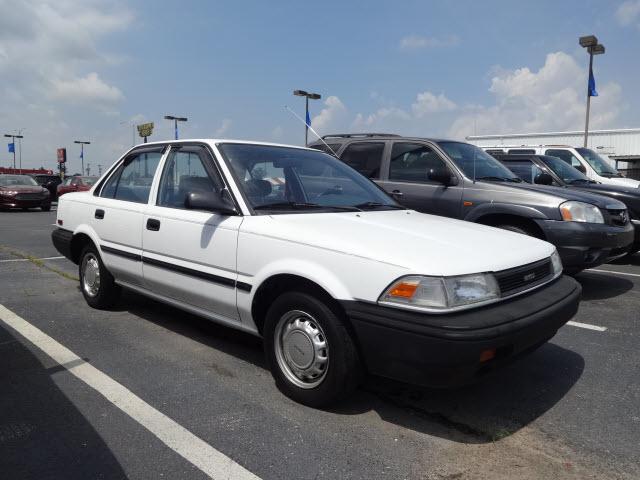 Photo 1988 Toyota Corolla Deluxe