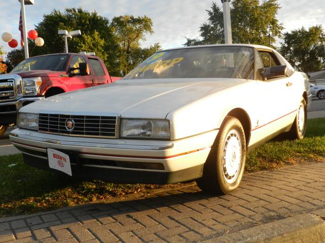 Photo 1989 Cadillac Allante