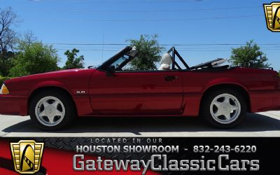 Photo 1989 Ford Mustang