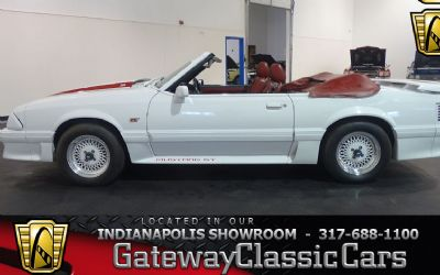 Photo 1989 Ford Mustang GT