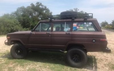 Photo 1989 Jeep Grand Wagoneer