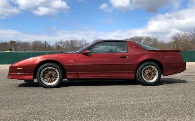 Photo 1989 Pontiac Firebird 2DR Coupe Trans AM GTA