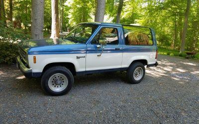 Photo 1990 Ford Bronco II
