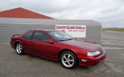 Photo 1990 Ford Thunderbird Super Coupe