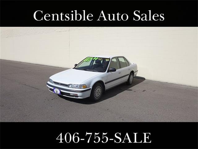 Photo 1990 Honda Accord LX