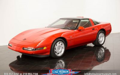 Photo 1991 Chevrolet Corvette ZR-1 Coupe