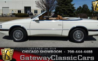 Photo 1991 Chrysler TC By Maserati
