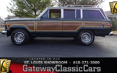 Photo 1991 Jeep Grand Wagoneer
