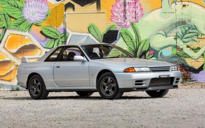 Photo 1991 Nissan Skyline GTR