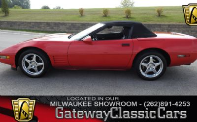 Photo 1992 Chevrolet Corvette
