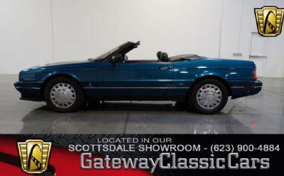 Photo 1993 Cadillac Allante