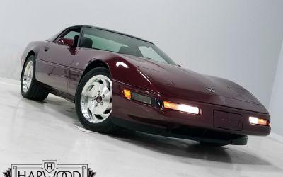 Photo 1993 Chevrolet Corvette 40TH Anniversary