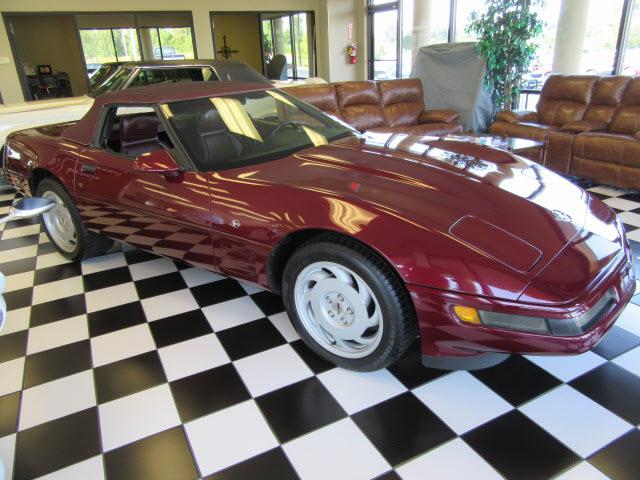 Photo 1993 Chevrolet Corvette