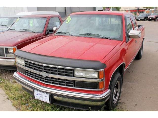 Photo 1993 Chevrolet RSX C1500 Cheyenne