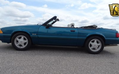 Photo 1993 Ford Mustang LX