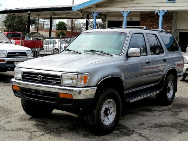 Photo 1993 Toyota 4Runner SR5 V6