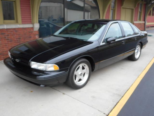 Photo 1994 Chevrolet Impala SS