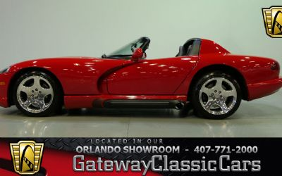 Photo 1994 Dodge Viper RT10