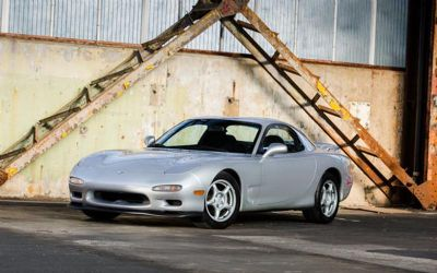 Photo 1994 Mazda RX-7 Turbo 2DR Hatchback