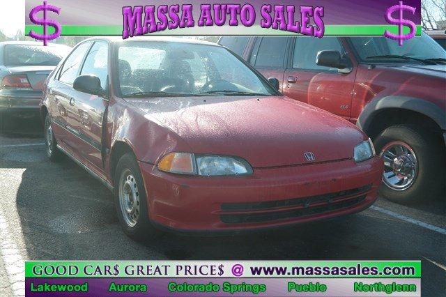 Photo 1995 Honda Civic DX