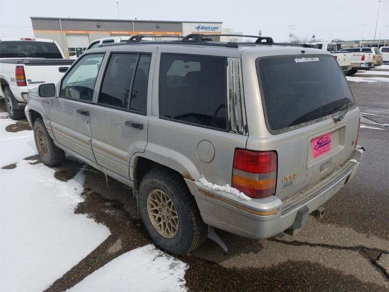 Photo 1995 Jeep Grand Cherokee 4DR Limited 4WD SUV