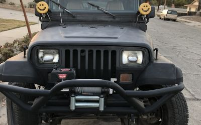 Photo 1995 Jeep Wrangler