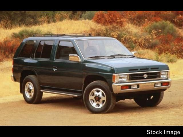 Photo 1995 Nissan Pathfinder XE