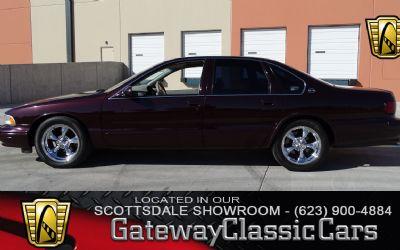 Photo 1996 Chevrolet Impala SS