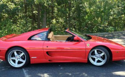 Photo 1996 Ferrari F355 GTS