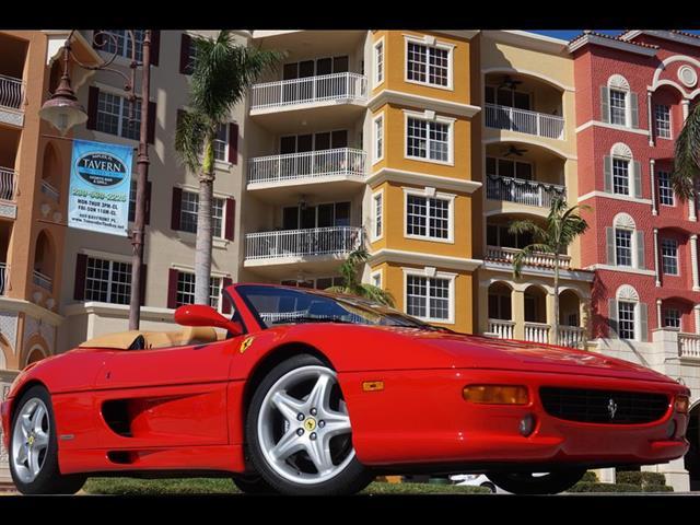 Photo 1996 Ferrari F355 Spider