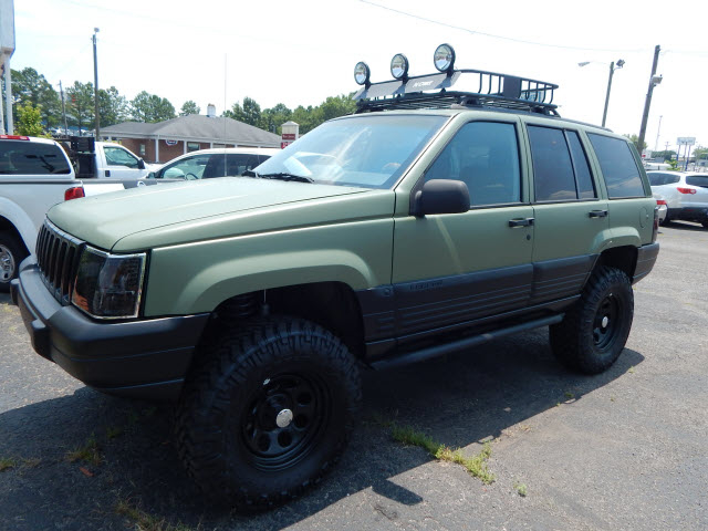 Photo 1996 Jeep Grand Cherokee Laredo