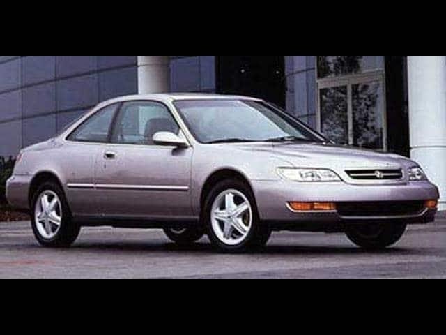 Photo 1997 Acura CL 2.2