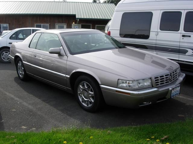 Photo 1997 Cadillac Eldorado Touring