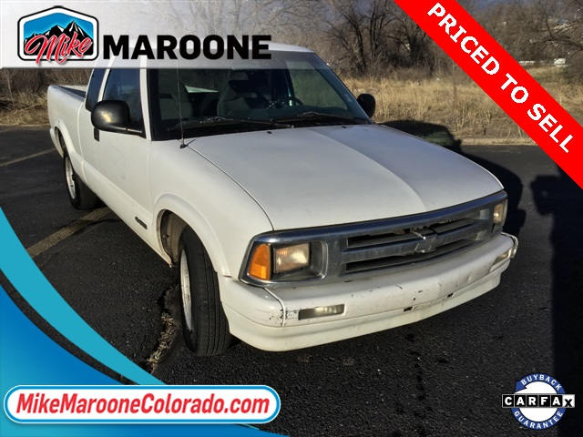 Photo 1997 Chevrolet S-10 LS