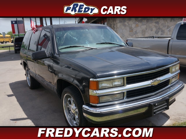Photo 1997 Chevrolet Tahoe Limited