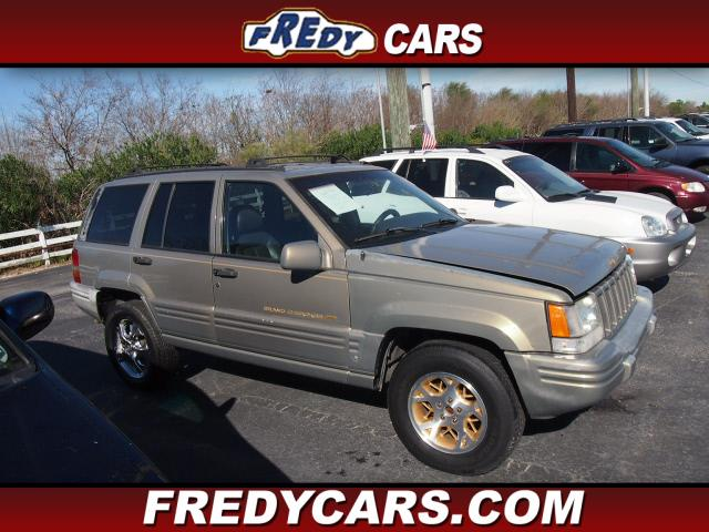 Photo 1997 Jeep Grand Cherokee Limited