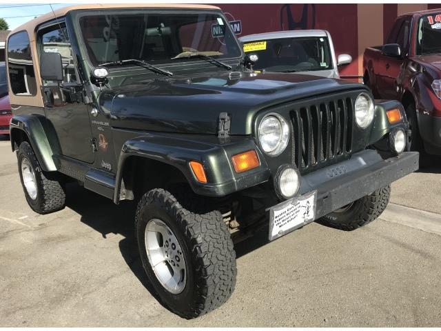 Photo 1997 Jeep Wrangler Sahara
