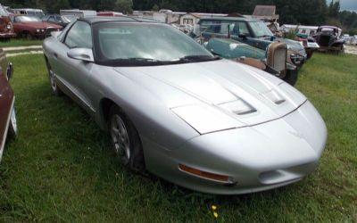 Photo 1997 Pontiac Firebird Base 2DR Hatchback