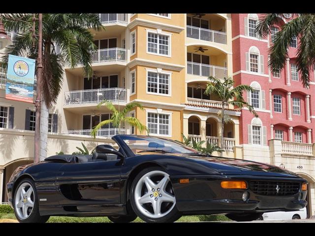 Photo 1998 Ferrari F355 6 Speed Spider