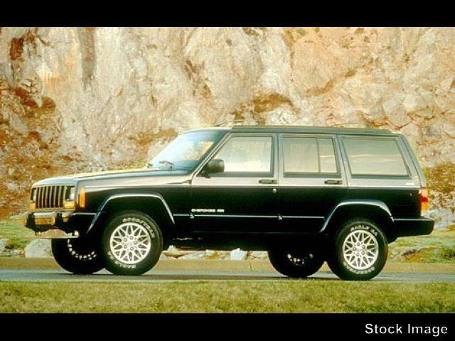 Photo 1998 Jeep Cherokee Sport
