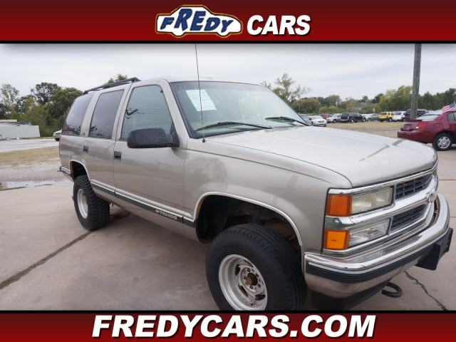 Photo 1999 Chevrolet Tahoe Limited