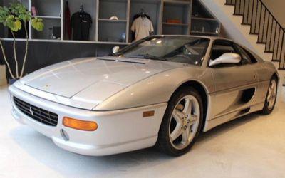 Photo 1999 Ferrari F355 GTS F1