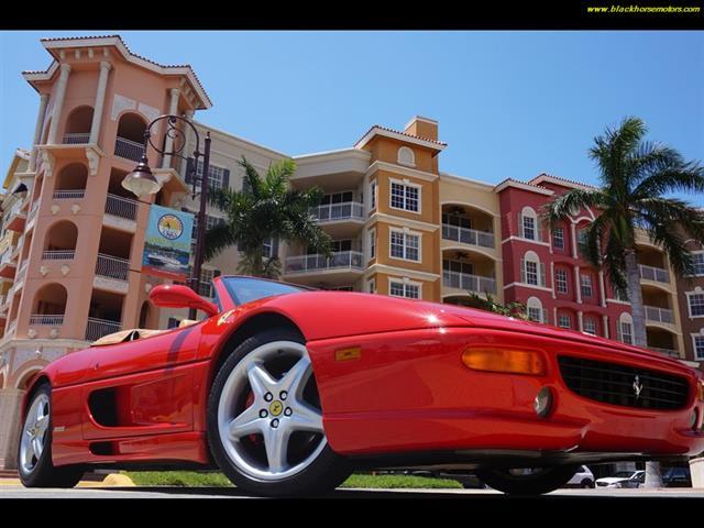 Photo 1999 Ferrari F355 Serie Fiorano