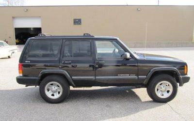 Photo 1999 Jeep Cherokee 4DR Sport 4WD